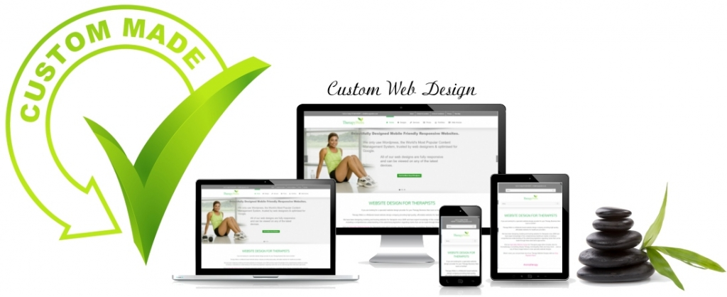 Custom Web Design Header 2