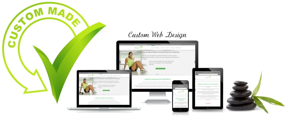 Custom Website Design for Therapists