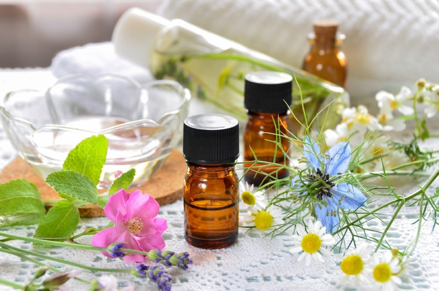 Aromatherapy Website Templates - Therapy Webs
