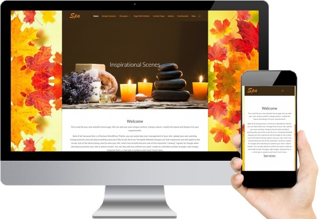 Psychotherapy Website Design :: Therapy Webs