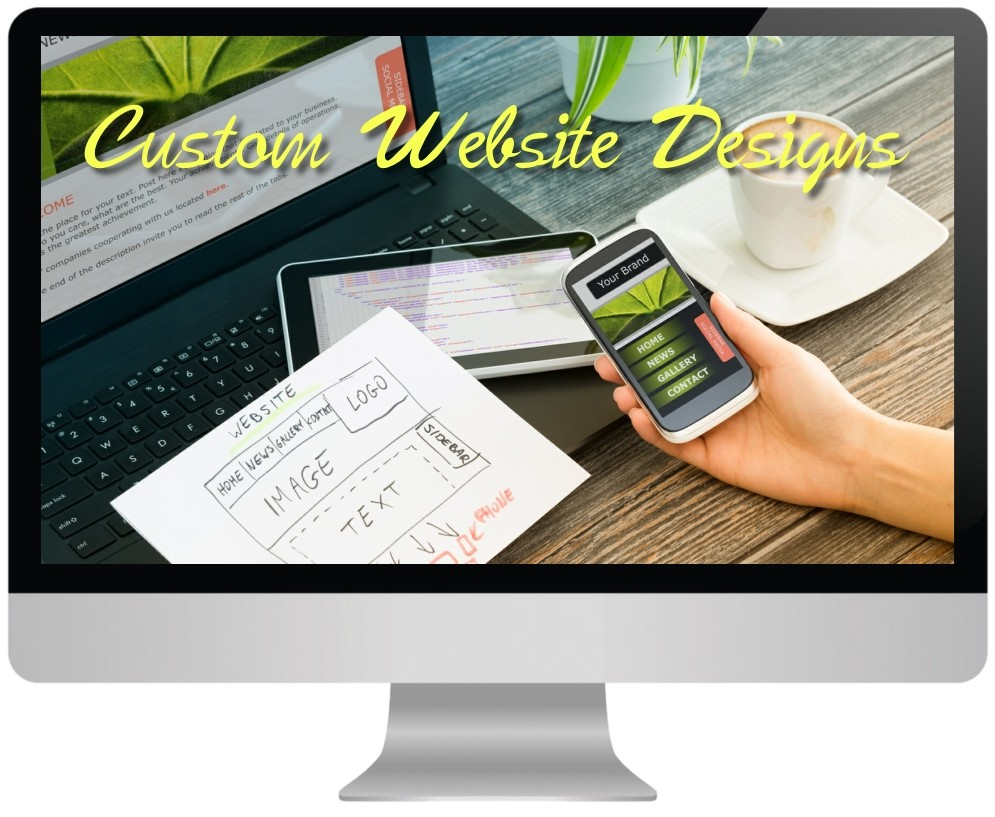 Custom Reiki Website Templates