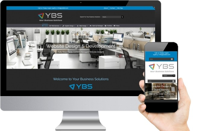 Your Business Solutions Small Business Web Design