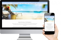 Evermore Me Website Design for Therapists