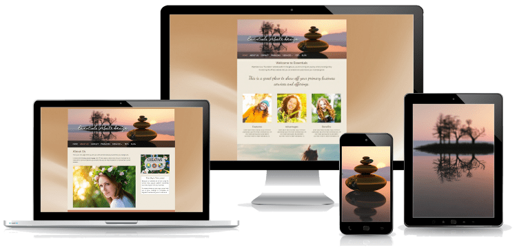 Essentials website design for therapists