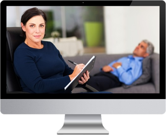 speciality web design - psychotherapy